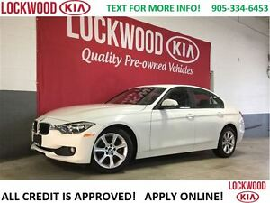 2013 BMW 3 Series 320i xDrive - LOW LOW KM'S!!!