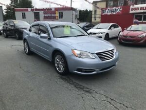 2012 Chrysler 200 Touring(Only $99 bi-weekly, w/ $0 down, OAC)