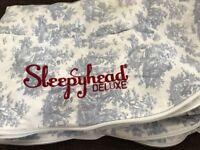 Sleepyhead dusty blue spare cover