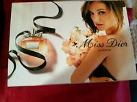 Miss dior perfume set