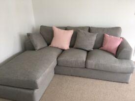 Brand New 'Next' Corner Sofa