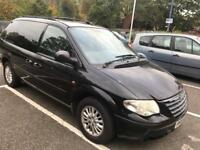 2005 Chrysler GRAND Voyager 7 Seat. Auto Diesel. Mot. Tax. Leather Auto Doors MPV