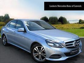 Mercedes-Benz E Class E220 CDI SE (silver) 2013-06-19
