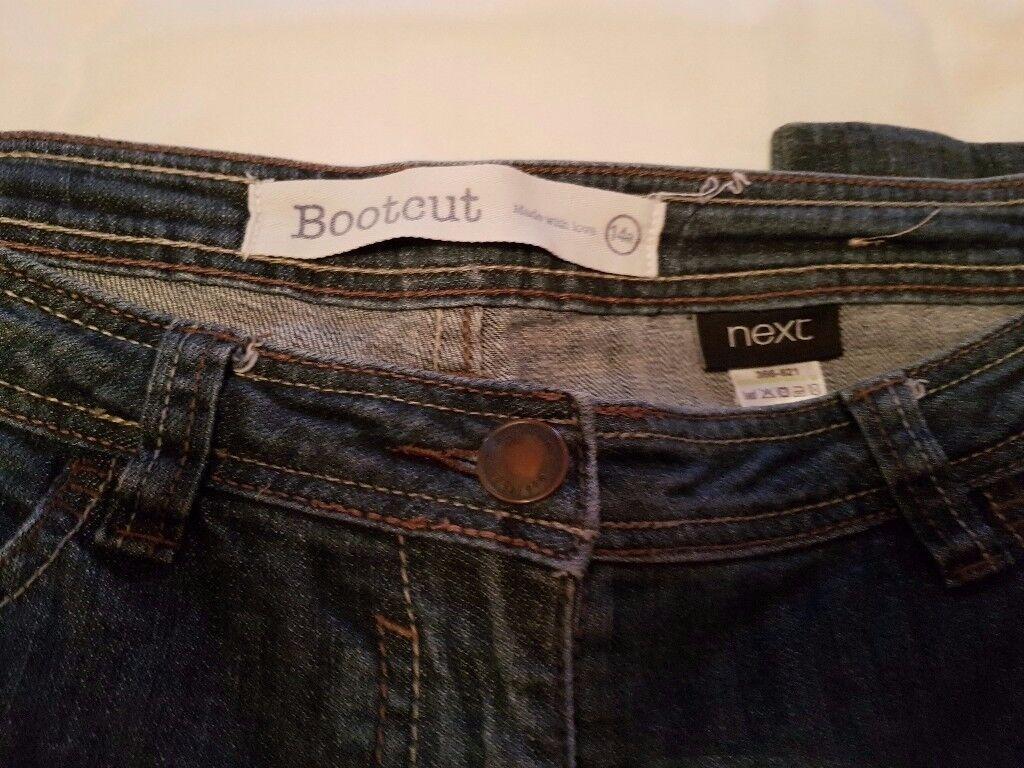 Next Womens Bootcut Jeans