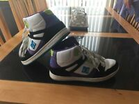 D&G Hi-Top Trainers in excellent condition UK size 7