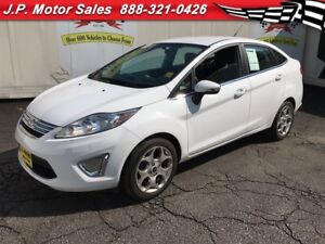 2011 Ford Fiesta SEL, Automatic, Heated Seats, Only 79, 000km