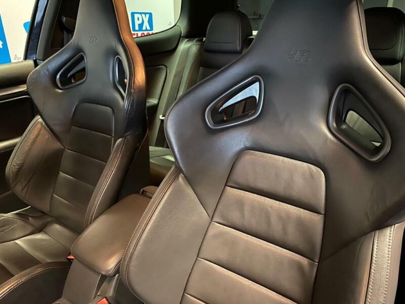 Recaro wing back bucket seats Vw golf mk5 AUDI s3 for sale  Bradford, West Yorkshire
