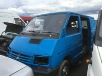 Renault Trafic van parts available