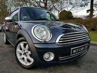 Sep 2007 Mini Cooper 1.6, Pan Glass Roof! Pepper Pack! Red Leather! Service History! FINANCE!