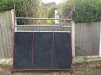 Rice Horse trailer box partition. £25 ono