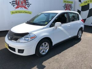 2012 Nissan Versa 1.8 SL, Automatic, Power Group,