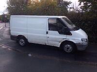 transit van *spares or repairs