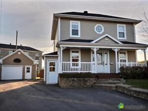 335 000$ - Maison 2 étages à vendre à Breakeyville
