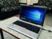 Toshiba L500-1XD Laptop In Good Condition