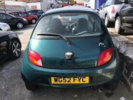 FORD KA STYLES 1.3 PETROL LOW MILES £399