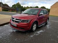 2009 Dodge Journey 2.4petrol manual 35k miles
