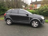 2008(58) VAUXHALL ANTARA 2.0 DIESEL **ONLY 57,000 MILES** *LONG MOT* **DRIVES REALLY WELL**