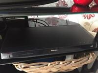 Philips Blue-Ray 3D DVD player