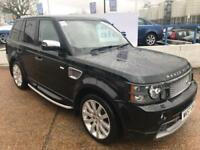 LAND ROVER RANGE ROVER SPORT 3.6 TDV8 SPORT HST 5d AUTO 269 BHP A GREAT EXAMPLE INSIDE AND OUT 2007