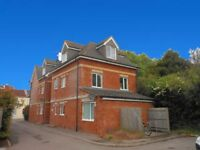 1 bed 2nd floor flat in Anns Hill area & car parking; in a block of 6 flats with secure door entry