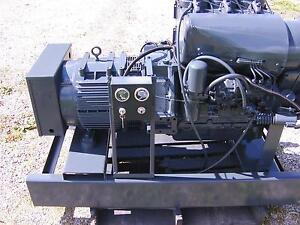 GENERATOR DUETZ F3L912 WITH STAMFORD 25 KVA London Ontario image 3