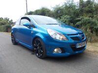 Vauxhall Corsa VXR 1.6L Turbo MOT