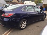 MAZDA 6 2008 58REG FULL YEAR MOT EXCELLENT CONDITION