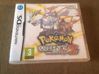 Pokemon DS game: White Version 2
