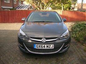 2014 Vauxhall Astra Elite CDTi ecoflex s/s
