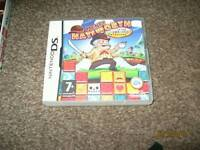 NINTENDO DS GAME HENRY HATSWORTH AS SHOWN ****£5*****