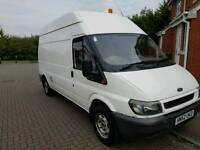 Ford Transit, T350, 151k miles , 10months MOT, 2 former keepers