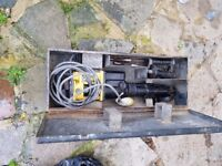 Cango breaker 110 volts good condition , can be seen working , cash on collection only