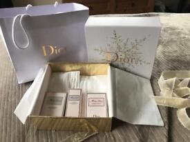 Miss DIOR Bouquet gift set new EDT , soap and hair mist