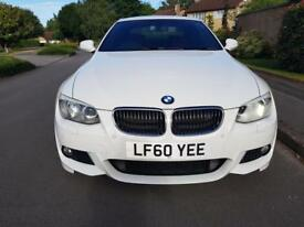 BMW 325i, 60 REG, White & Red Leathers, Low Millage