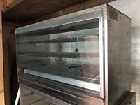 Commercial Pie Warmer PARRY Good Condition