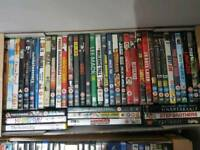 Dvds for sale variety of genres