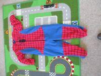 Spiderman Onsie Age5-6