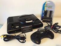 Sega Mega Drive (Genesis) MK1
