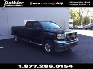 2015 GMC SIERRA 2500HD SLE | 9 FOOT BOX | 4X4 | POWER SEAT |