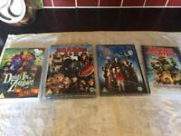 Brand new kids DVDs still sealed