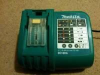 Makita DC18RA charger