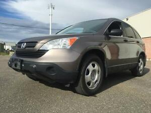 Honda CR-V LX 2009 AWD, A/C, **BAS MILLAGE**