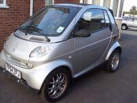 smart car city silver +