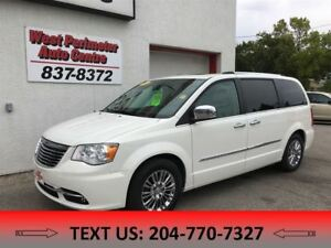 2011 Chrysler Town & Country Limited