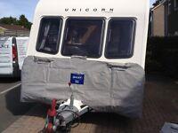 Bailey Caravan Half Front Towing Protector