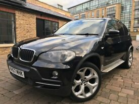 BMW X5 3.0D SE AUTO**7 SEATER**FULL-SH**HPI CLEAR**