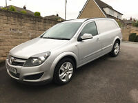 Vauxhall Astra Van Sportive 1.7 CDTi *** VERY LOW MILEAGE 16,700 *** VERY CLEAN ***