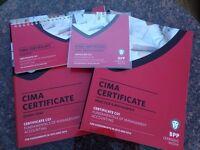 Cima Certificate Level Books