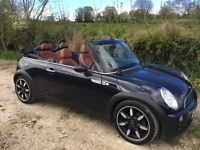 Mini one sidewalk 1.6 convertible for sale