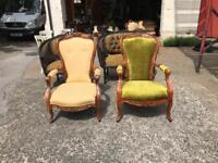 Pair of stunning chairs